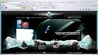 How to get rocketdock and alienware