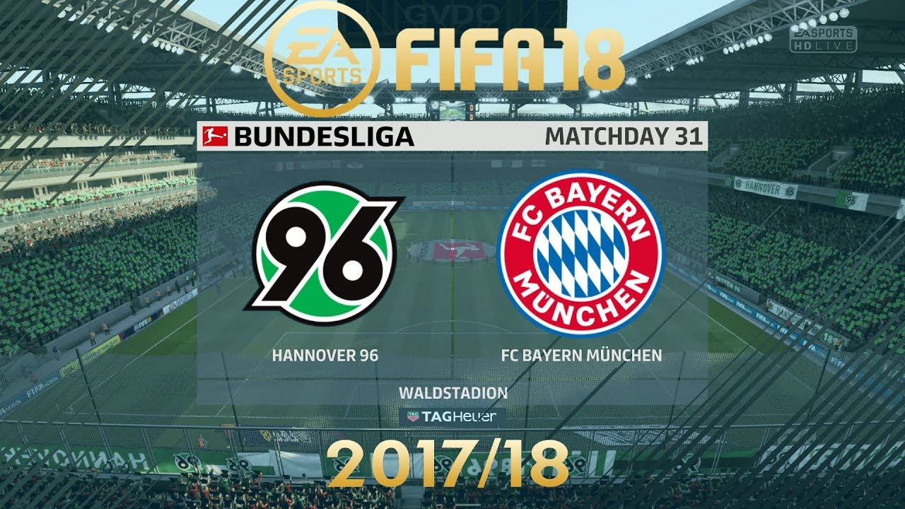Hannover 96 Vs Bayern MГјnchen