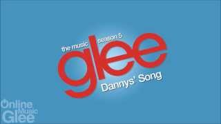 Glee - Danny's Song [FULL HD STUDIO]