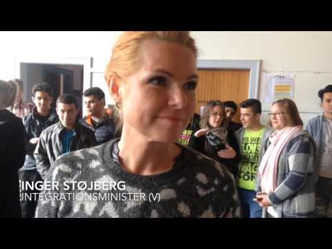 Inger Støjberg om langelandsk integrationsprojekt