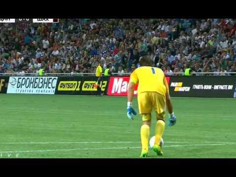Full Match | Dynamo Kyiv 0 - 2 Shakhtar Donetsk | Ukrainian Super Cup 2015 HD