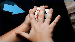 ПРОСТОЙ И ЭФФЕКТНЫЙ ФОКУС ДЭВИДА БЛЕЙНА ДЛЯ НАЧИНАЮЩИХ / ФОКУСЫ С КАРТАМИ