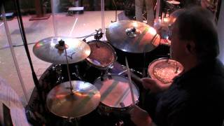 Mourning Into Dancing - Ron Kenoly - Drumming in Church