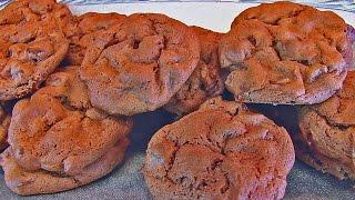 Betty's German Chocolate Cookies