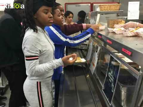 Sage Park Middle School Food Show Featuring Our Newly Renovated Cafeteria