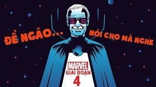 Avengers Mới? Điện Ảnh Marvel Giai Đoạn 4 Bùng Nổ!