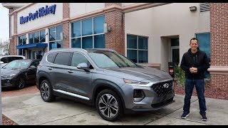Does the 2019 Hyundai Santa Fe give you MORE for the MONEY?