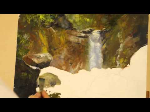 Mark Kelso Painting Demonstration [lower res]