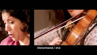 Benoît Menut: Démembré, je plonge - Les Îles | Maya Villanueva, Ensemble Syntonia
