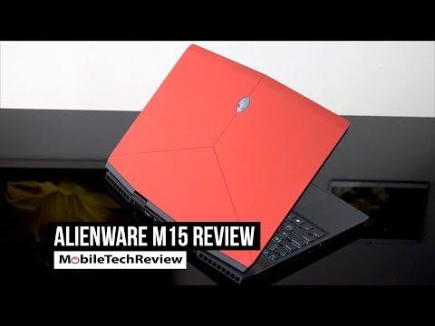Alienware m15 Review - Thin and Light Gaming Laptop