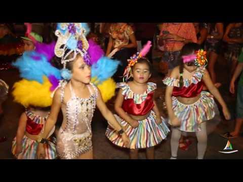 assista as escolas de samba da nossa cidade: Império da Costa Branca e Morcegos - Carnaval 2017
