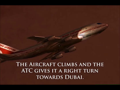 Air India 855-The 747 Crash