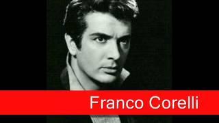 Franco Corelli:  Puccini - Turandot,