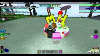 Miner's Haven (ROBLOX): Opening 75 Unreal Boxes (Birthday Cake hunt)