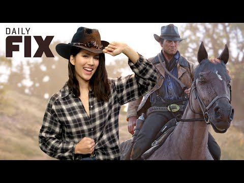 Red Dead 2 Leaks Detail a Wild Encounter - IGN Daily Fix