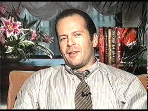 Bruce Willis Interview - Death Becomes Her (1992)