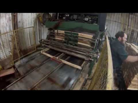 How Pallets Are Made