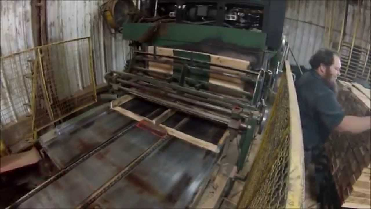 How Pallets Are Made Youtube