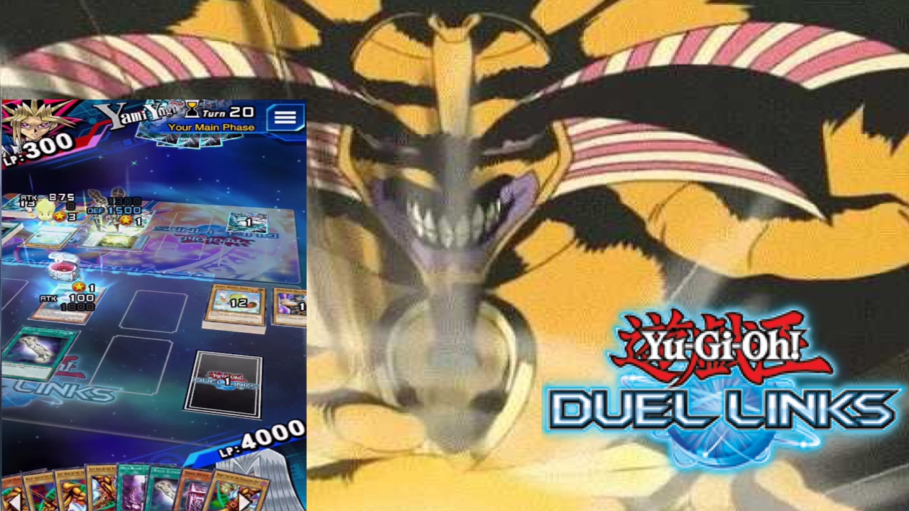 yugioh duel links how to summon exodia the forbidden one