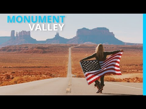MONUMENT VALLEY | SCENIC DRIVE & SUNRISE (RV AMERICA)
