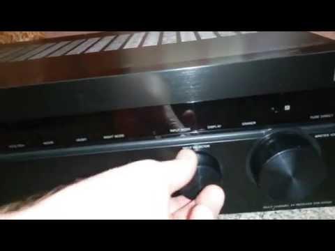 Sony: STRDH550 5.2 Channel 4K AV Receiver
