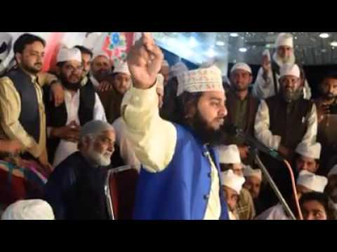 Sahibzada Peer Syed Ahmad Mohammad Shah Sahib. CHURA SHAREEF (MIRZA UMER CHURAHI)