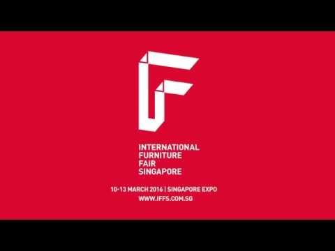 International Furniture Fair Singapore' New Logo – Connecting Design, Inspiration and Trade