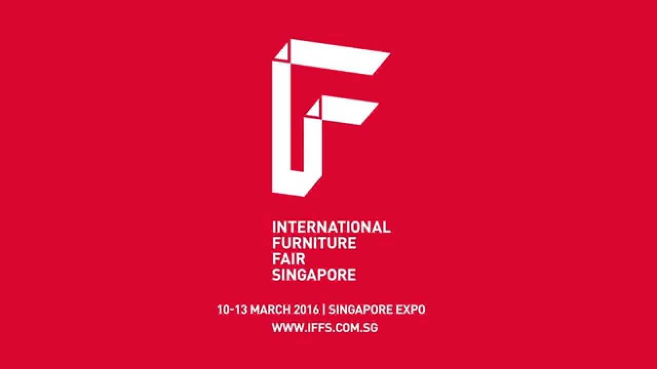 Furniture logo inspiration - International Furniture Fair Singapore New Logo Connecting Design Inspiration And Trade