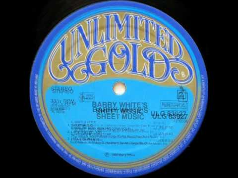 Smooth Steppers Jam Barry White - Love Makin' Music (1980)