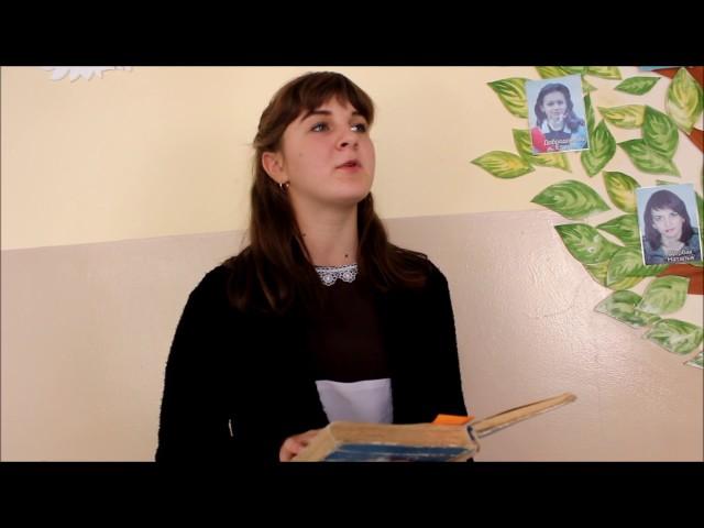 Изображение предпросмотра прочтения – ЕленаХвостова читает произведение «Беглец (Израненной рукой схватившись за карниз…)» В.Я.Брюсова