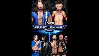 TNHW Wrestlemania 2019