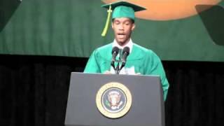 Christopher Dean introduces President Obama