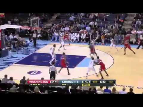 Charlotte Bobcats vs Washington Wizards 119-114 // 18.03.13 // Game Recap // Full Highlights