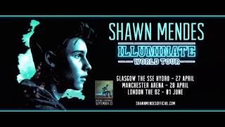 Shawn Mendes Illuminate World Tour Promo - Terry Golding Voiceover
