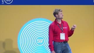 Выступление Николая Добровольского на конференции Latitude59 в Таллине