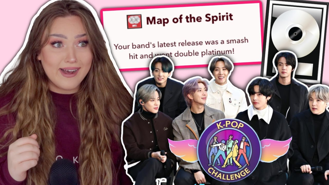 Becoming A Kpop Star In Bitlife Popstar Update Youtube