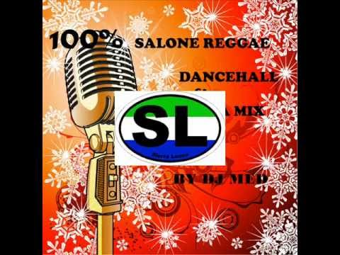 """Sierra leone music 2012""""""""best of salone culture/dancehall 2012 MIX by DJ MED"""