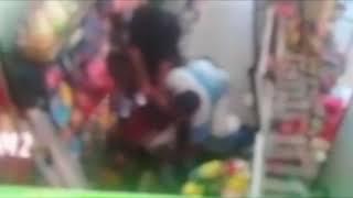 Funcionário é morto com tiro na nuca durante assalto a papelaria; veja o vídeo!