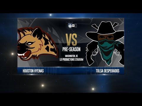 W18 Pre-Season: Houston vs. Tulsa