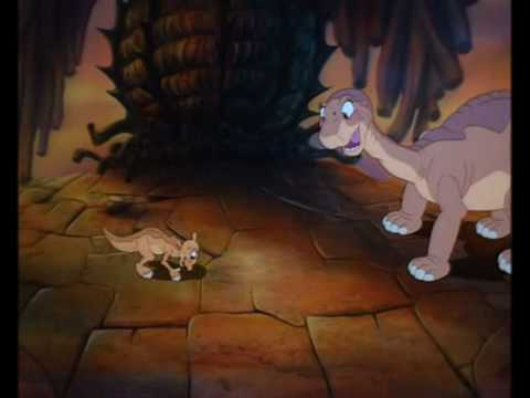 Land before time french hq le petit dinosaure - Petit pieds dinosaure ...