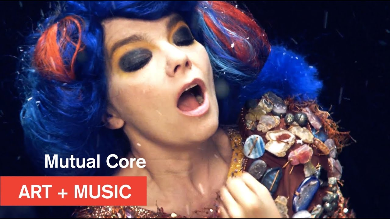 Bjӧrk Mutual Core Official Art Music Mocatv