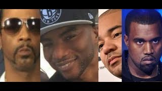 Katt WIlliams DISS Charlamagne and DJ Envy 'He Wears Make up has GIRL name' Kanye West Event CANCEL