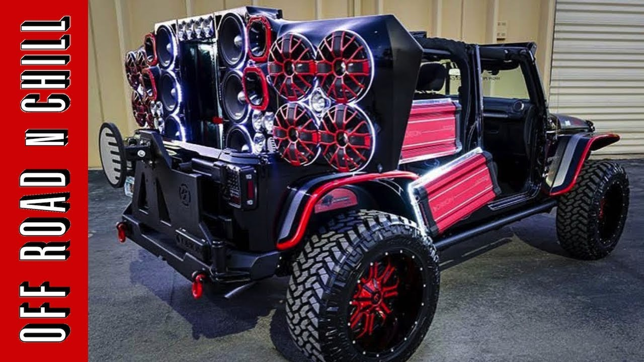 best jeep wrangler sound system jeep audio jeep. Black Bedroom Furniture Sets. Home Design Ideas