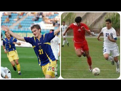 Армения – Украина 0:2. Молодежь 2007