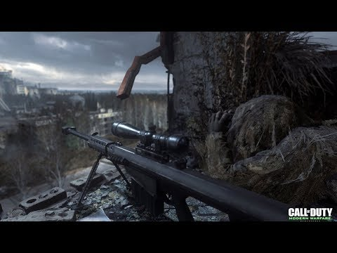 One Shot One Kill - Call of Duty Modern Warfare Remastered (No Commentary)