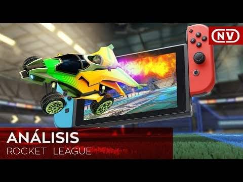 Análisis: Rocket League Nintendo Swicth