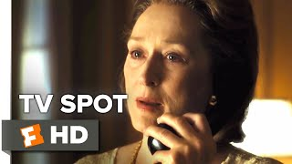 The Post Extended TV Spot - Uncover the Truth (2017) | Movieclips Coming Soon