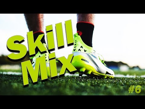 Best Football Skills 2017/18   Skill Mix 2017/18   HD   #6