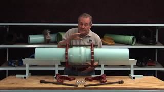 Bell Joint Restrainer - WaterworksTraining.com