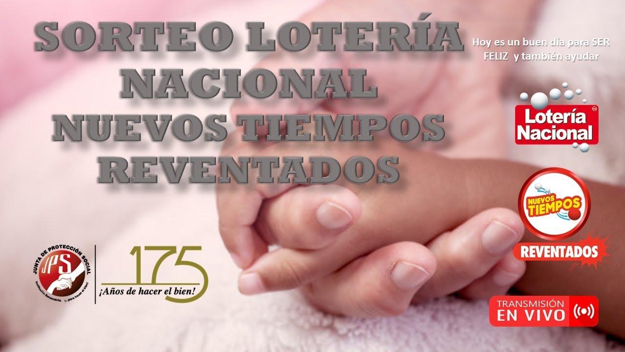 Sorteo Lot. Nal. N°4602. Lot. Elec. Nuevos Tiempos  N°17964 y 3 Monazos N°390 del 6/7/2020. JPS
